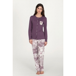 Pijama de invierno mujer EGATEX Passion