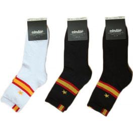 Calcetines deportivos cóndor 6628