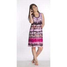 Vestido de verano Egatex Tye-Dye