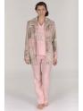 Conjunto de invierno · Bata chaqueta y pijama · Mujer · EGATEX · Sol