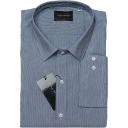 Camisa popelín hombre YOUNG MARTYNO rayas azul