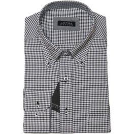 Camisa viella hombre JORSA cuadros gris
