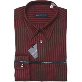 Camisa viella hombre LORD ANTHONY Grana rayas