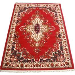 Alfombra clásica oriental KASCHMIRA Roja