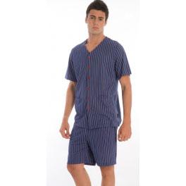 Pijama de verano hombre SOY Board Abierto