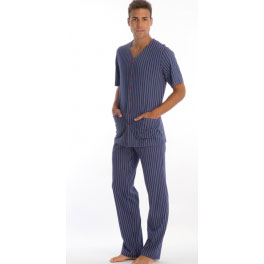 Pijama de verano hombre SOY Board Largo