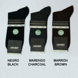 Calcetines verano modal cóndor 6089