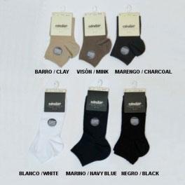Calcetines deportivos cóndor 6138 algodón 100%