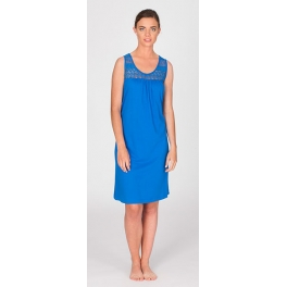 Vestido de verano · Combinado calado · Egatex