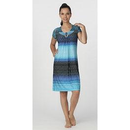 Vestido de verano Egatex Ocean Azul